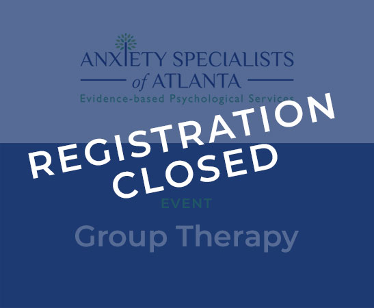 Support Group for Mothers of Anxious Children
